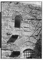 view Hama (Syria): Great Mosque: View of Window with Inscribed Architrave digital asset: Hama (Syria): Great Mosque: View of Window with Inscribed Architrave [graphic]