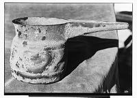 view Harsin, in Luristan (Iran): Copper Vessel with Long Spout digital asset: Harsin, in Luristan (Iran): Copper Vessel with Long Spout [graphic]