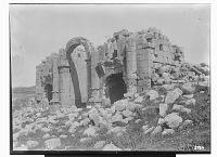 view Jerash (Lebanon): Hadrian's Arch [graphic] digital asset number 1