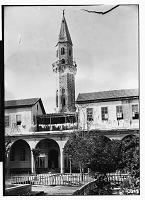 view Damascus (Syria): Manjaqiyya: View of Minaret [graphic] digital asset number 1