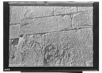 view Excavation of Assur (Iraq): Unidentified Inscriptions Recorded in Hatra; Photograph Taken by Walter Andrae digital asset: Excavation of Assur (Iraq): Unidentified Inscriptions Recorded in Hatra; Photograph Taken by Walter Andrae [graphic]