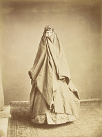 view Still Prints of Asia: Persian-Armenian Woman in Outdoors Dress, undated digital asset number 1