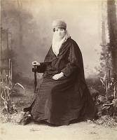 view Still Prints of Asia: Turkish Woman (sitting), circa 1860-1870 digital asset number 1