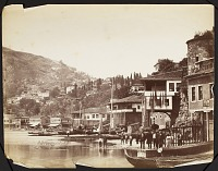 view [Trabzon (Turkey): Photograph of the Harbor] [graphic] digital asset number 1