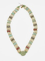 view Necklace with Sacred Eye of Wedjat or Horas digital asset number 1