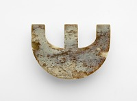 view Arc-shaped pendant, with added decoration digital asset number 1
