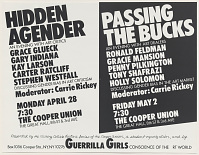 view Hidden Agender/Passing the Bucks (from Portfolio Compleat: 1985-2012) digital asset number 1