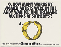 view How many works by women artists were in the Andy Warhol and Tremaine auctions at Sotheby's (from Portfolio Compleat: 1985-2012) digital asset number 1