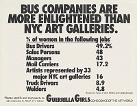 view Bus companies are more enlightened than NYC art galleries (from Portfolio Compleat: 1985-2012) digital asset number 1