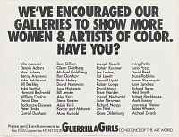 view We've encouraged our galleries to show more women and artists of color. Have you? (from Portfolio Compleat: 1985-2012) digital asset number 1