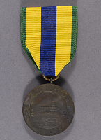 view Medal, Mexican Service Medal, United States Navy digital asset number 1