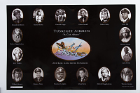 view Poster, Tuskegee Airman Rose Bowl Parade digital asset number 1
