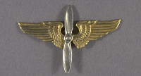 view Badge, Aviation Cadet, Mexican Air Force digital asset number 1