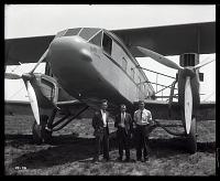view Curtiss Condor CO Transport (Condor 18). [photograph] digital asset number 1