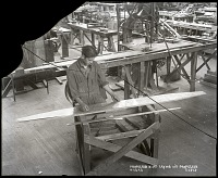 view Propulsion, Propellers, Curtiss, General, Production. [photograph] digital asset number 1