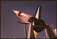 view Lockheed X-17. [photograph] digital asset number 1