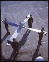 view Hamilton Standard Propeller. [photograph] digital asset number 1