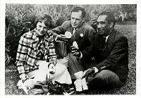 view Earhart, Amelia Mary; Putnam, George; Kahanamoku, Duke Paoa. [photograph] digital asset number 1