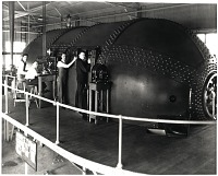 view Wind Tunnels, Langley Research Center (LaRC), Number 2 Variable Density Tunnel (VDT)); Jacobs, Eastman N.. [photograph] digital asset number 1