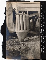 view Reactive Shell Co Rocket Bomb Shell. [photograph] digital asset number 1