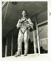 view Mercury Project, Astronauts, NASA; Shepard, Alan B., Jr.. [photograph] digital asset number 1