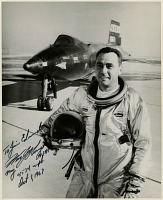 "view Knight, William J. ""Pete""; North American X-15. [photograph] digital asset number 1"