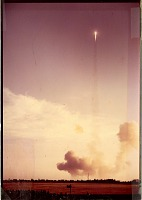 view Apollo 8 Flight, Launch. [photograph] digital asset number 1