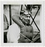 view Harold E. Morehouse Flying Pioneers Biographies collection digital asset: Harold E. Morehouse Flying Pioneers Biographies Collection