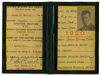 view Military Aviator's Certificate digital asset: Military Aviator's Certificate