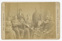 view <I>THE ONLY ORIGINAL University Singers of New Orleans</I> digital asset number 1
