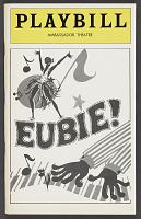view Playbill for Eubie! digital asset number 1
