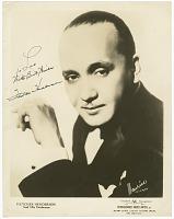 view Autographed promotional photograph of Fletcher Henderson digital asset number 1