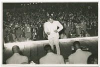 view Print of Cab Calloway conducting his band with a large audience visible digital asset number 1