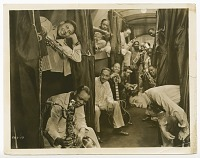 view Photographic print of Cab Calloway and his band in a sleeper car digital asset number 1