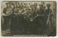view Photograph postcard of the Jenkins Orphanage Band, Charleston, South Carolina digital asset number 1
