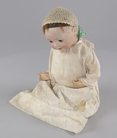 view Doll owned by Clementine Roundtree Cottee and Josephine English Church digital asset number 1
