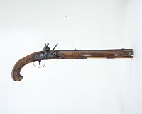 view Major Lemuel Montgomery's Pistol digital asset number 1