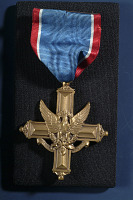 view Distinguished Service Cross Medal digital asset: Distinguished Service Cross Medal