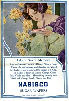 view N W Ayer Advertising Agency Records digital asset: Like a Sweet Memory ... [color advertisement; tear sheet]