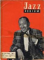 "view Doc Cheatham Papers digital asset: ""Jazz Podium"""