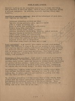 "view Louisan E. Mamer Rural Electrification Administration Papers digital asset: ""Training Outline: Farm, Home and School Lighting"" (Annotated Copies)"