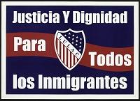 view Justicia Y Dignidad Para Todos Los Inmigrantes digital asset number 1