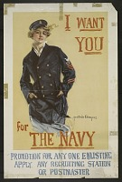 "view ""I Want You For The Navy"" digital asset number 1"