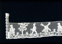 view Border with Motifs and Inscription digital asset number 1