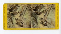 """view Stereograph: """"Fort Damnation"""" digital asset number 1"""