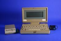 view Portable Computer, Starlet NEC Portable Computer PC-8401A digital asset: Starlet NEC Portable Computer PC-8401A