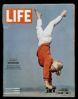 view Life magazine with National Skateboard Champion Patti McGee on the cover digital asset number 1