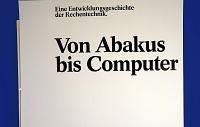 view Poster, Von Abakus bis Computer digital asset: Poster, Von Abakus bis Computer