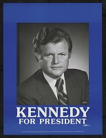view Kennedy for President digital asset number 1