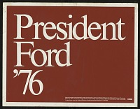 view President Ford '76 digital asset number 1